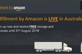 Amazon澳洲站FBA正式开通