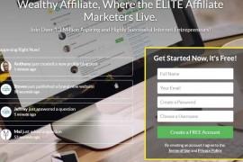 什么是wealthy affiliate?