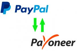 Paypal如何转账到Payoneer账号