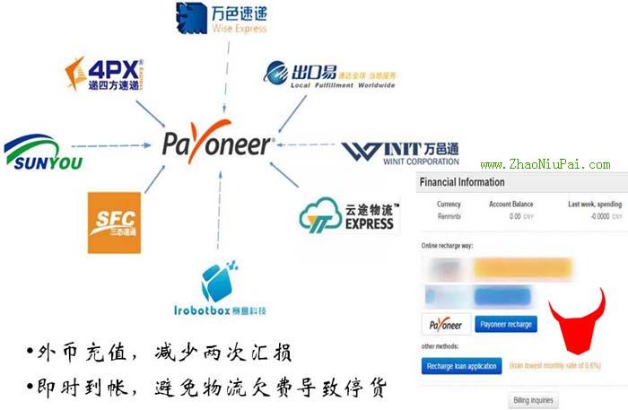 payoneer对接ERP