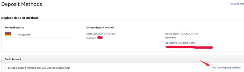Payoneer 亚马逊收款欧元账户