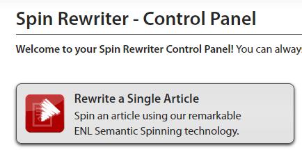 spinrewriter 9.0 spining