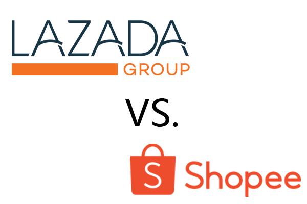 lazada vs shopee