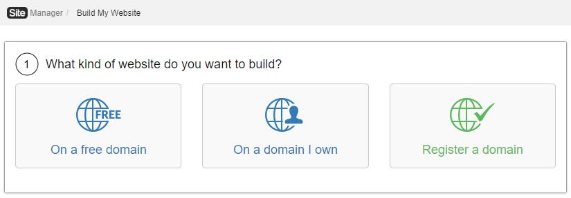 wealthy affiliate site build