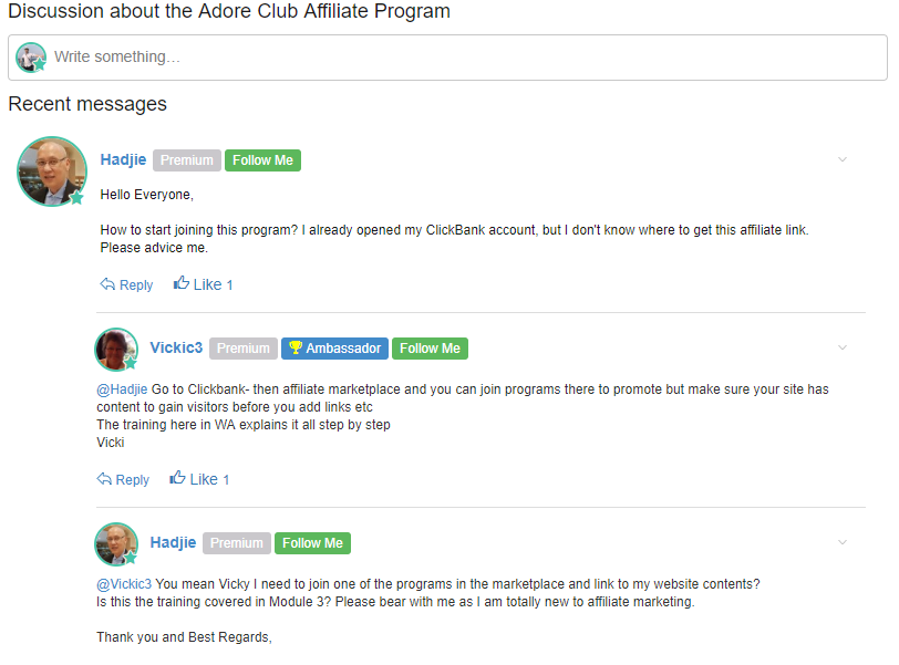 wa affiliate programs