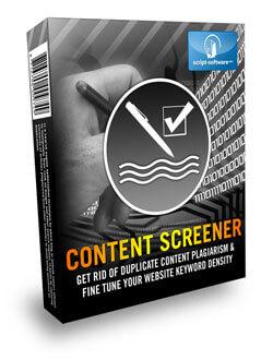 Content-Screener